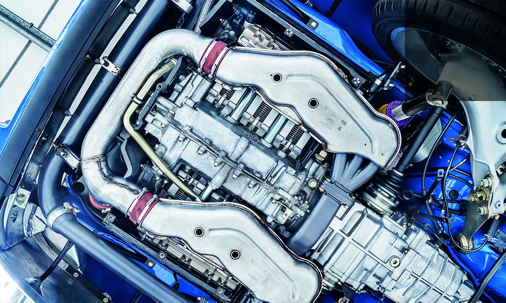 9M Engine Process