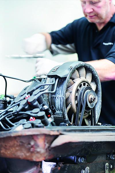 Engine Department